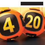 Гослото «4 из 20» 973 — 974 тиражи