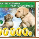 Проверить билеты «лотереи 6 из 36» 123 тиража