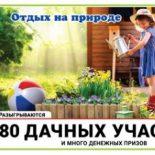 Русское лото 1233 тираж — проверить билет