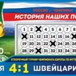 Русская лотерея 6 из 36 тираж 54 проверить билеты 10 сентября