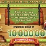 Проверить билеты «Золотой подковы» 108 тиража